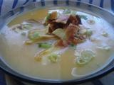 Zeleninová polévka s celestýnskými nudlemi recept