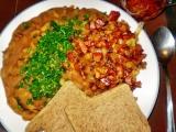 Kadlíkovy fazole recept