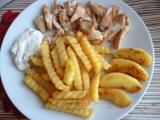 Kuřecí nudličky s jablkem recept