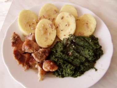 Recept Moravský vrabec