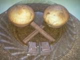 Muffiny se zakysanou smetanou recept