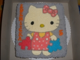 Dort Hello Kitty recept