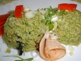 Brokolicový kuskus recept