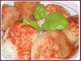 Závitky z čínského zelí recept