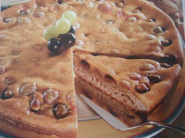 Hroznový dort