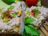 Tunakova chilli pomazanka s kukurici recept