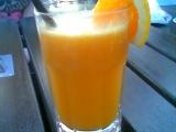 Pomerančový džus recept