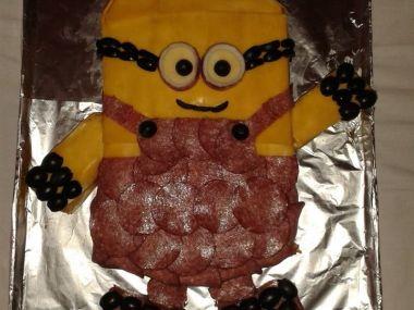 Slaný dort  mimoň