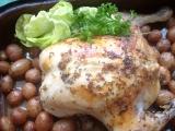 Kuře se sýrovou nádivkou recept