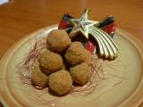 Karamelo kuličky recept