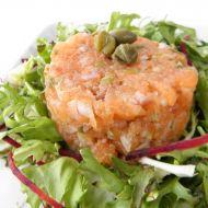 Pochoutka z čerstvého lososa recept