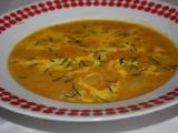 Mrkvová polévka recept