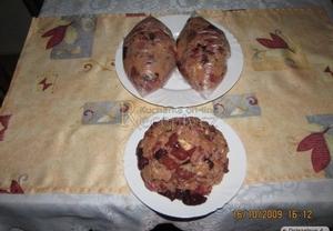 Nádivka do kuřete, kachny, husy a vepřové kapsy