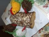 Tvarohový srnčí hřbet recept