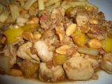 Kuře Kung- pao recept