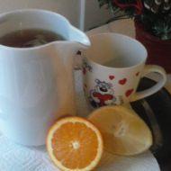 Voňavý čaj s červeným vínem recept