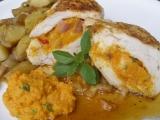 Kuřecí s dýňovým pyré recept