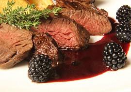 Hanger steak ( veverka) s ostružinovou omáčkou recept ...