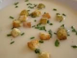 Květáková polévka se sýrem recept