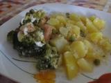 Zapékané kuřecí maso s brokolicí recept