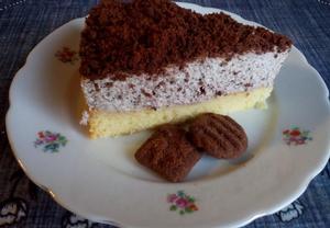 Snadný koka dort