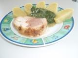 Kuřecí roláda s nádivkou recept