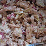 Kuřecí salát se sýrem recept