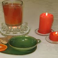 Zázvorový čaj s ovocem recept