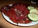 Placky z červené řepy recept