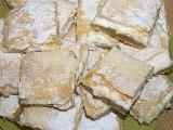 Buchtice z listového těsta recept