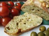 Bylinkovo-sýrový chléb bez pekárny recept