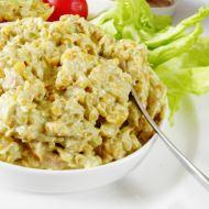Čočkovo-avokádový salát recept