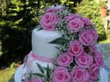 Můj svatební dortík recept
