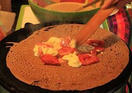 Galettes  slané bretaňské palačinky recept