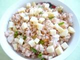 Rýžový salát se sýrem recept