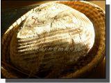 Obyčejný špaldový chleba s kváskem recept
