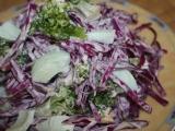 Salát s brokolicí recept