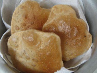 Purí (indický chléb)