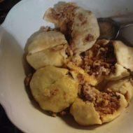 Jednoduché bramborové knedlíky recept