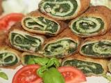 Špenátové překvapení recept