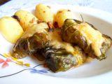 Kapustové balíčky s mletým masem a sýrem recept