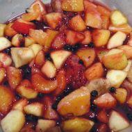 Osvěžující ovocný salát recept