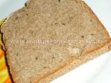 Celozrnný (60%) chleba s bramborem recept