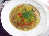 Papriková polévka s pohankou v kachním vývaru recept ...