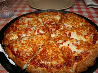 Papriková pizza