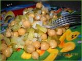 Rychlý cizrnový salát od Pejli recept