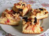 Jablečný koláč s drobenkou recept