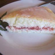 Rumový dort s polevou recept