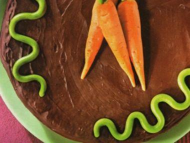 Mrkvový dort  dia 364g sacharidů