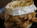 Kuřecí medailonky pod hermelínovou čapkou recept